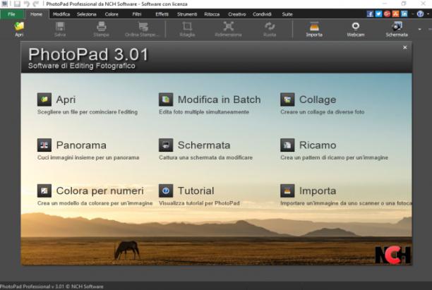 [PORTABLE] NCH PhotoPad Professional v3.01 Portable - ITA