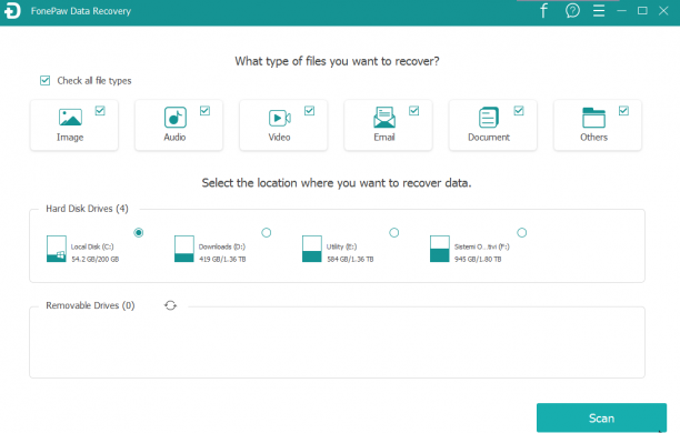 FonePaw Data Recovery v1.5.0 - ENG