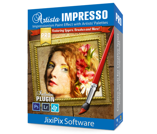 JixiPix Artista Impresso Pro 1.7.5 - ENG