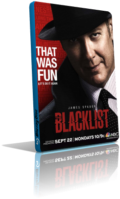 The Blacklist - Stagione 2 (2014) (Completa) DLMux ITA ENG MP3 AVI