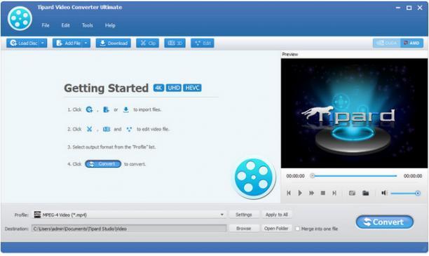 [PORTABLE] Tipard Video Converter Ultimate 9.2.56 Portable - ENG