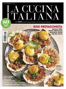 La Cucina Italiana - Marzo 2017  - ITA