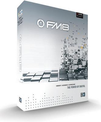 [MAC] Native Instruments FM8 v1.4.1 MacOSX - ENG