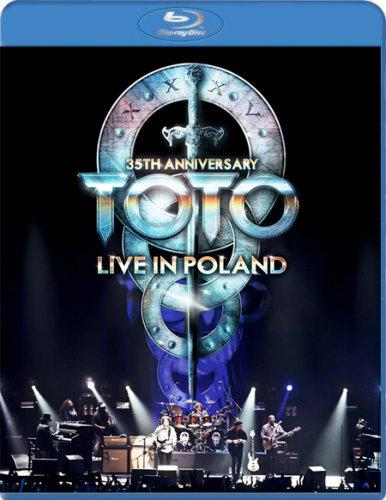 Toto - Live in Poland (35th Anniversary Tour) (2013) Bluray Full 1.1*DTS-HD Ma