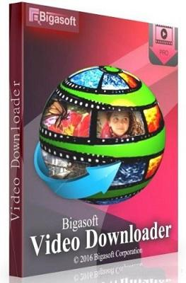 Bigasoft Video Downloader Pro 3.21.0.7269 - ENG