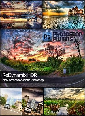 Redynamix HDR & Dynamic Photo HDR 4.8 - ENG