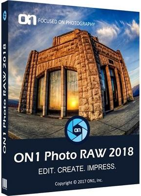 [MAC] ON1 Photo RAW 2018.1 v12.1.0.4938 MacOSX - ENG