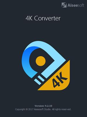 Aiseesoft 4K Converter 9.2.26 - ENG