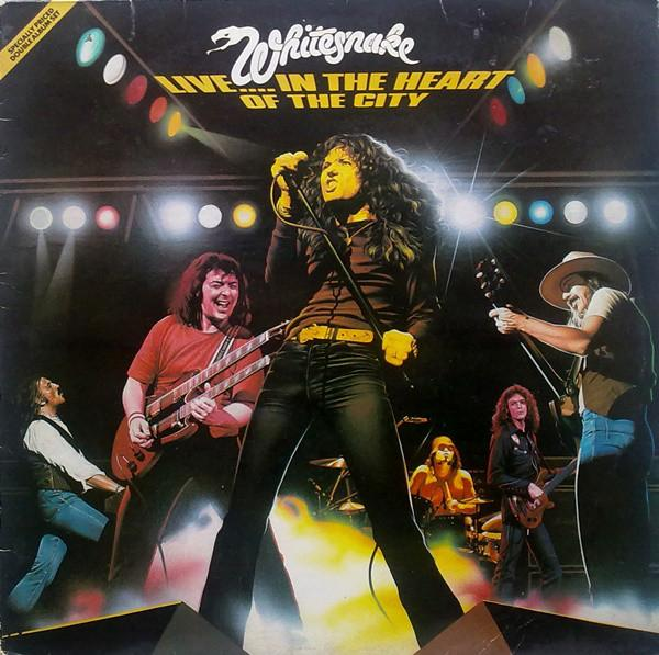 Whitesnake – Live… In The Heart Of The City- REMASTERED (1980) Mp3