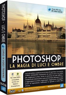 GDF Photoshop N.84 - Videocorso Photoshop Luci e Ombre - ITA