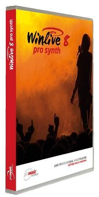 Pro Music Software WinLive Pro Synth 8.1.03 - ITA