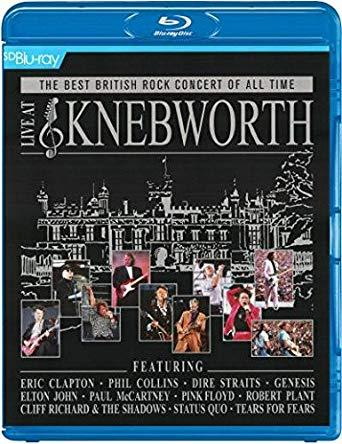 The Best British Rock Concert Of All Time - Live At Knebworth 1990 (2015) BluRay AVC DTS-HD ENG