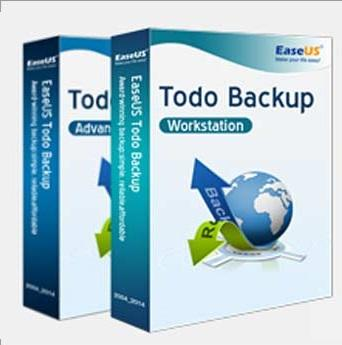 EaseUS Todo Backup All Editions v10.5.0.0 Build 20170330   WinPE - ITA
