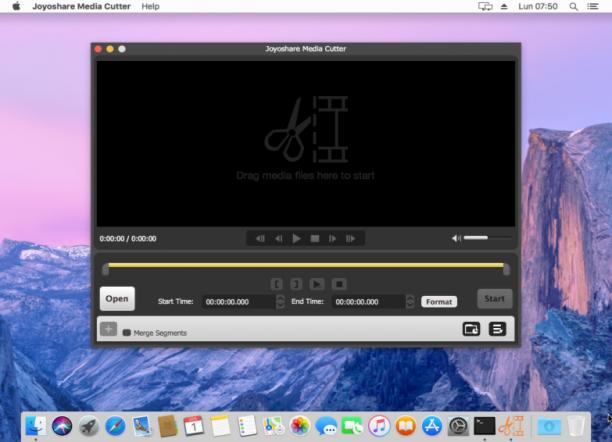 [MAC] Joyoshare Media Cutter 3.2.0.43 macOS - ENG