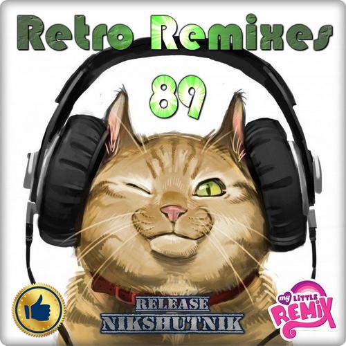 RETRO REMIX QUALITY VOL.89 (2018) Mp3