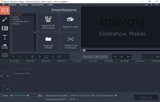 Movavi Slideshow Maker v6.4.0 - ITA