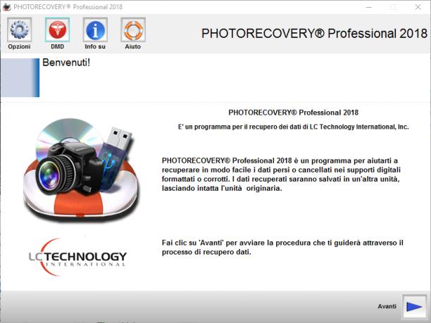 LC Technology PHOTORECOVERY Professional 2018 5.1.8.1 - ITA