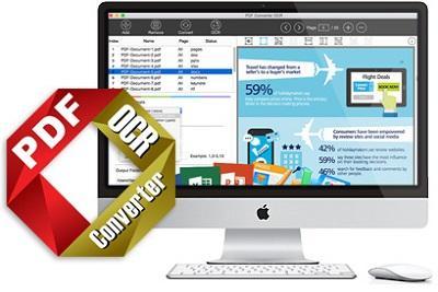 [MAC] Lighten PDF Converter OCR v6.0.0 MacOSX - ITA