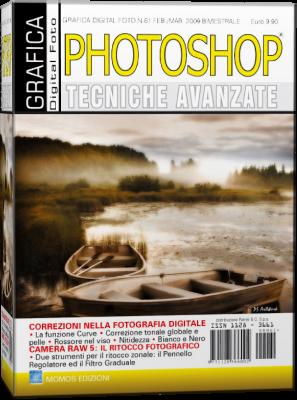 GDF Photoshop N.61 - VideoCorso Correzione Problematiche della Foto Digitale - ITA