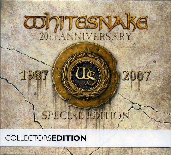 Whitesnake – 1987 (20th Anniversary Special Edition) (2007) Mp3