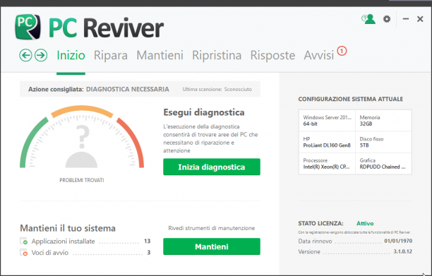 [PORTABLE] ReviverSoft PC Reviver 3.8.2.6 Portable - ITA