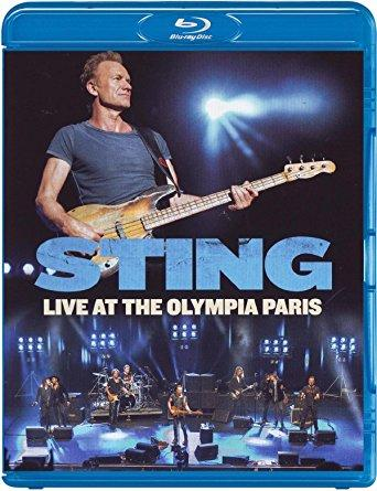 Sting - Live At The Olympia Paris (2017) BluRay Full 1.1 AVC DTS-HD MA 5.1 ENG