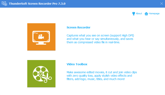 ThunderSoft Screen Recorder Pro 10.3.0 - ENG