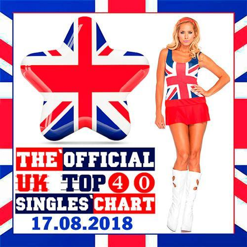 The Official UK Top 40 Singles Chart [17.08.2018] Mp3