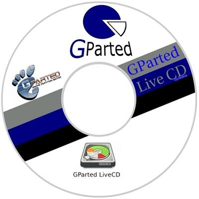 Gnome Partition Editor (GPartEd) Live 1.0.0-3 - MULTI ITA