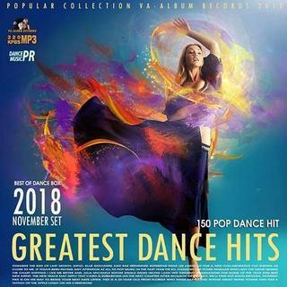 Greatest Dance Hits (2018) .mp3 - 320 kbps