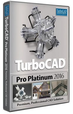 IMSI TurboCAD Professional Platinum 2016 23.2 Build 61.2 - ENG