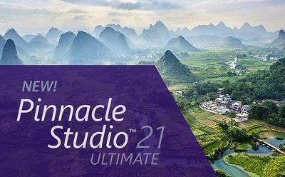 Pinnacle Studio Ultimate v21.2.0 + Content Pack - ITA