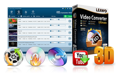 [PORTABLE] Leawo Video Converter Ultimate v7.7.0.0 Portable - ENG