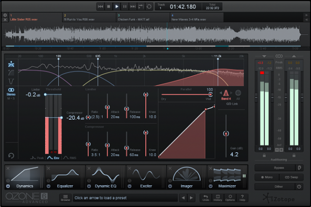 iZotope RX 8 Audio Editor Advanced v8.1.0 x64 - ENG