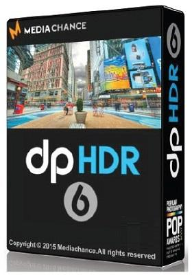MediaChance Dynamic Photo HDR v6.1 - ENG