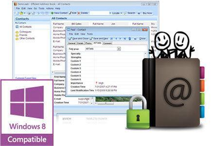 [PORTABLE] Efficient Address Book 5.60 Build 547 Portable - ITA