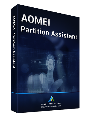 AOMEI Partition Assistant 8.1 Server Edition BootCD - ITA