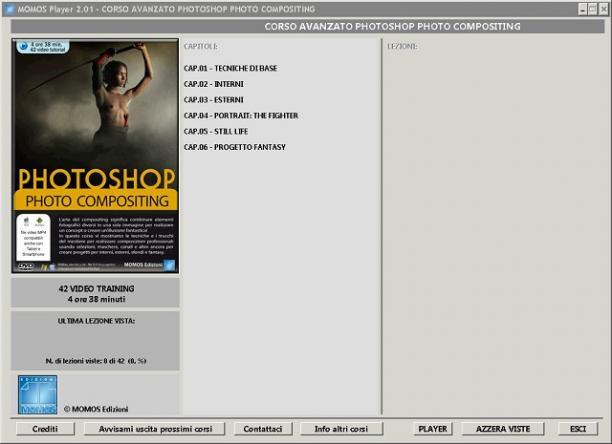 GDF Photoshop N.85 - Videocorso Photoshop Avanzato Photo Compositing - ITA