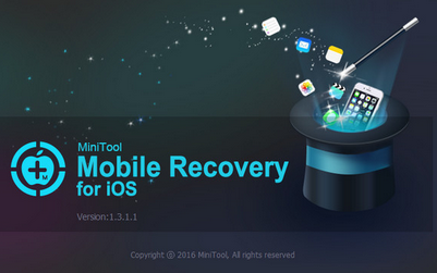 Minitool Mobile Recovery for IOS v1.3.1.1 - ENG