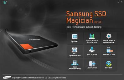 Samsung SSD Magician Tool 5.3.0.1910 - ITA