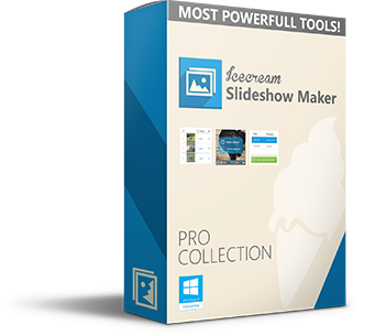 Icecream Slideshow Maker Pro 3.46 - ITA