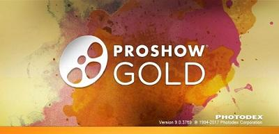Photodex ProShow Gold 9.0.3769 - ENG