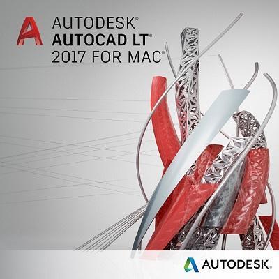 [MAC]  Autodesk AutoCAD LT 2017.0.1 HF1 R1 MacOSX - ENG
