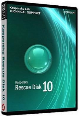 Kaspersky Rescue Disk 10.0.32.17 Update 08.10.2017 - ENG
