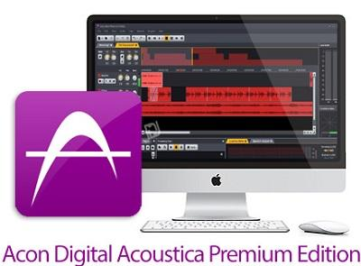 [MAC] Acon Digital Acoustica Premium v7.2.1 macOS - ENG