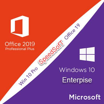 Microsoft Windows 10 Enterprise 1809   Office 2019 Pro Plus - Aprile 2019 - Ita