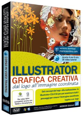GDF - VideoCorso Avanzato Illustrator CS5 CS6 - Grafica Creativa - ITA