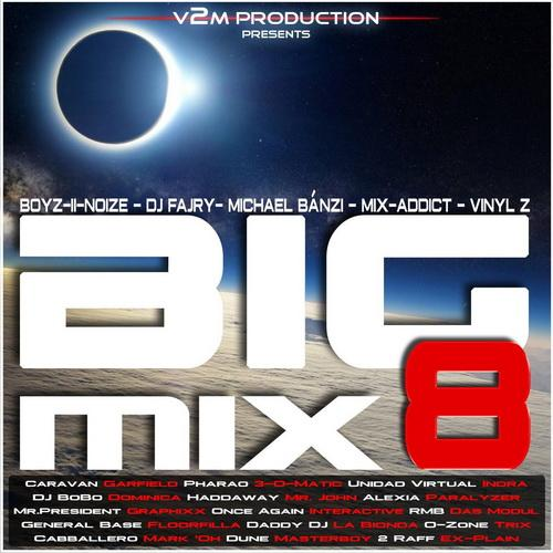 BIG MIX 8 (2CD) (2018) MP3 320 Kbps