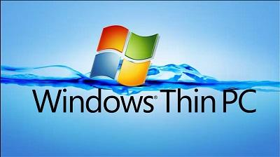 Microsoft Windows 7 Sp1 Thin PC - Maggio 2018 - ITA
