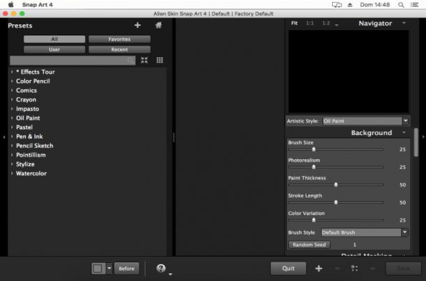 [MAC] Exposure Software Snap Art 4.1.3.272 macOS - ENG